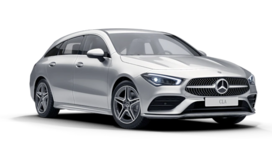 Mercedes-AMG CLA Shooting Brake
